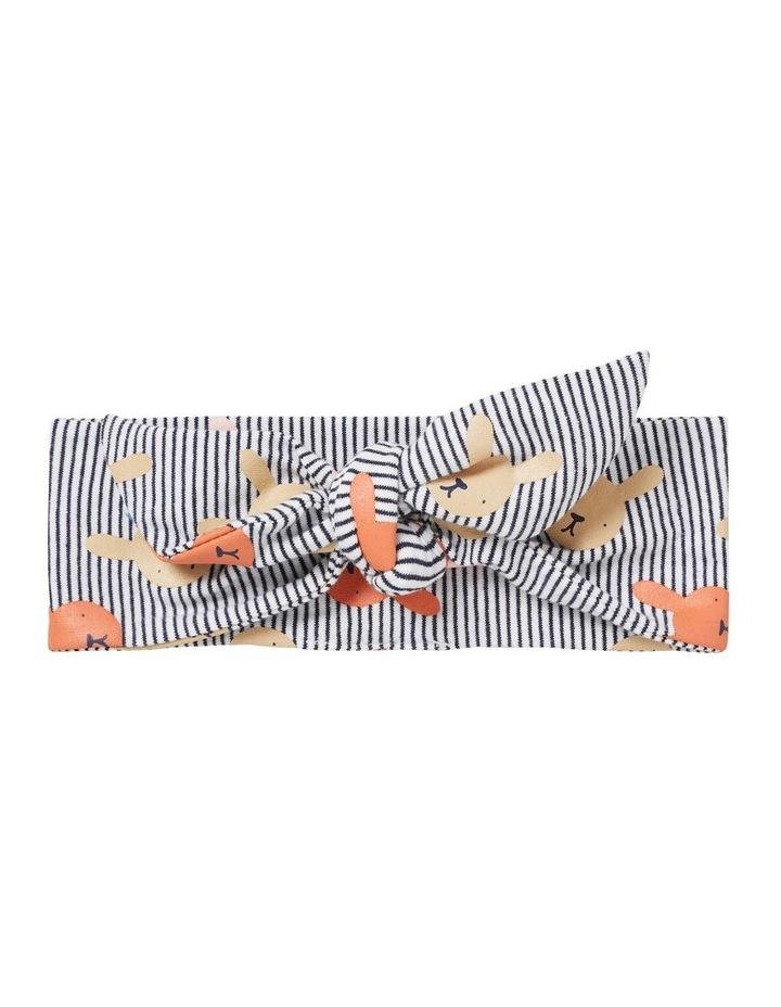 Stripe Bunny Headband image 1