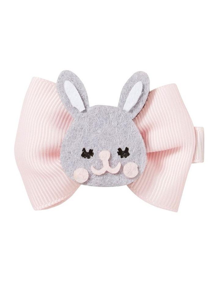 Felt Bunny Bow image 1