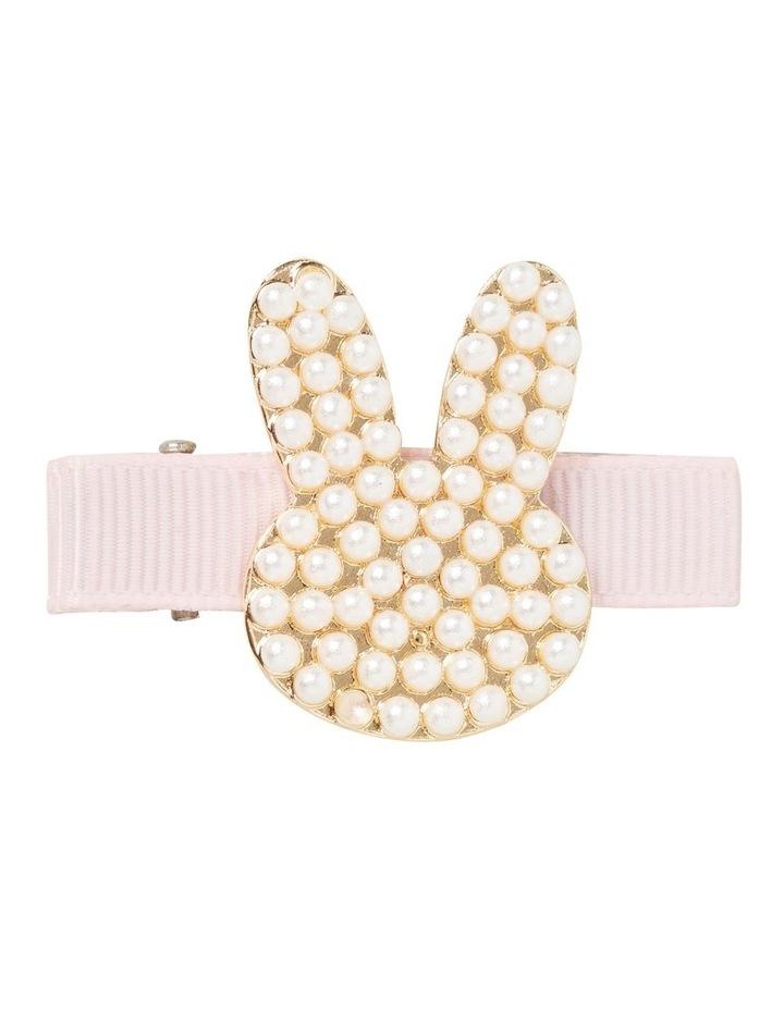 Pearl Bunny Duck Clip image 1