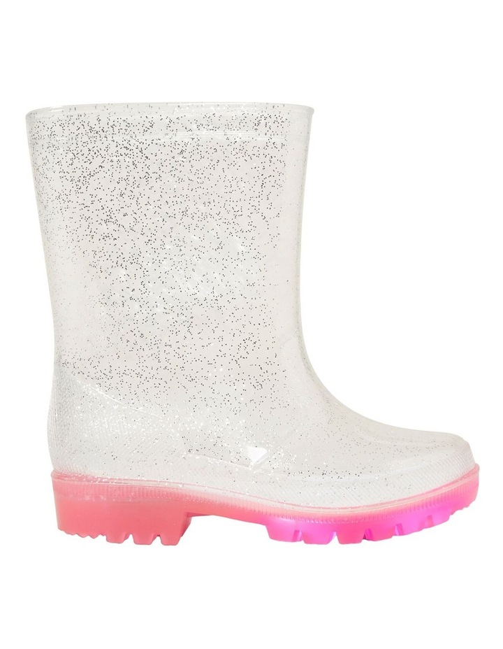Clear Light Up Gumboots image 1