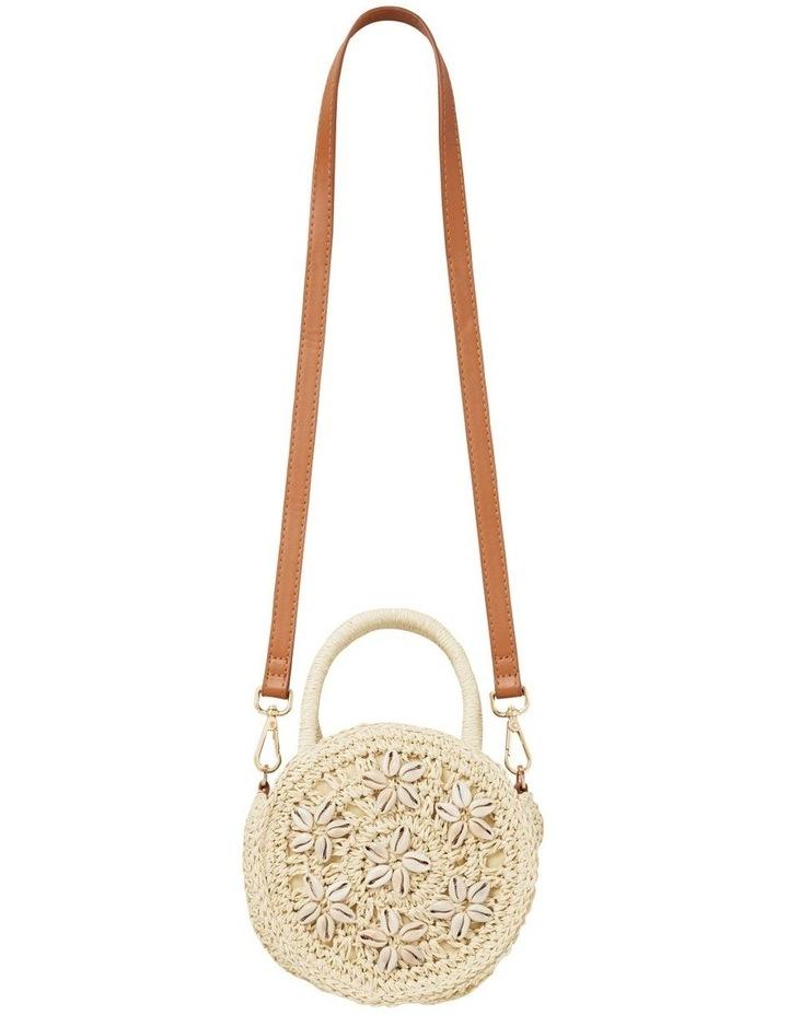 Straw Circle Bag image 1