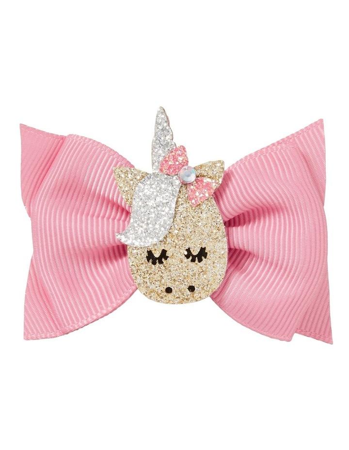 Unicorn Bow Duck Clip image 1