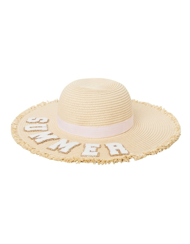 Chenille Patch Hat image 1