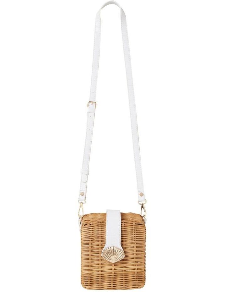 Wicker Cross Body Bag image 1