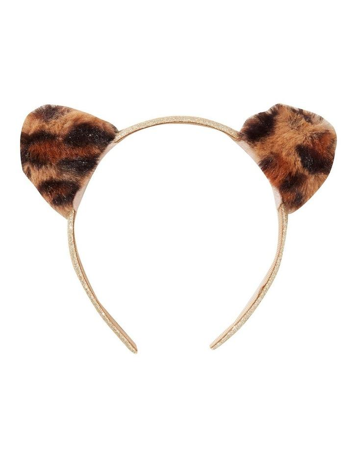 Fur Ear Headband image 1