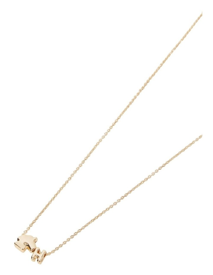 Unicorn Initial Necklace image 2