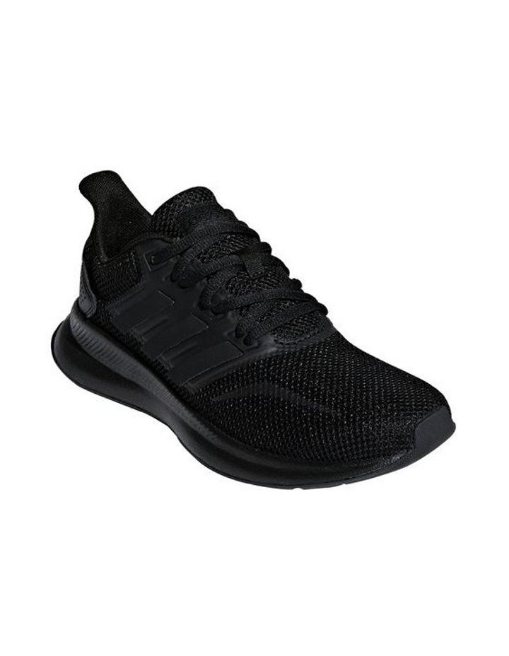 Runfalcon Grade School Black Sneakers image 2