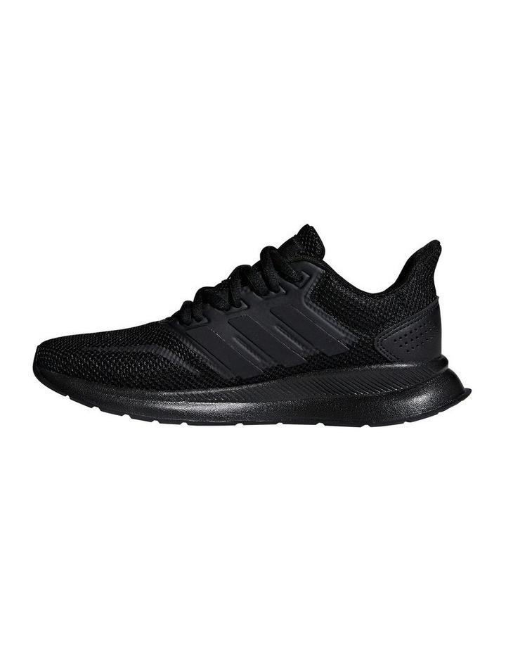 Runfalcon Grade School Black Sneakers image 3