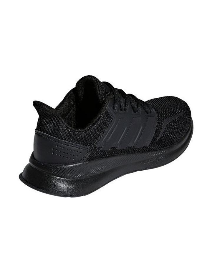 Runfalcon Grade School Black Sneakers image 4