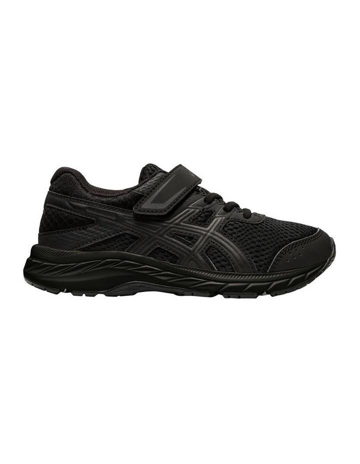Contend 6 Black Pre School Sports Shoes image 1