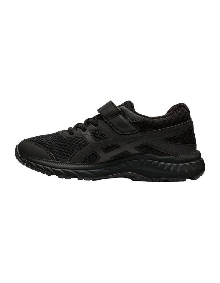 Contend 6 Black Pre School Sports Shoes image 2