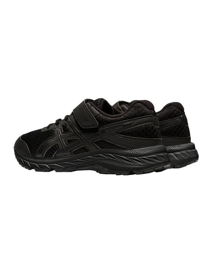 Contend 6 Black Pre School Sports Shoes image 3