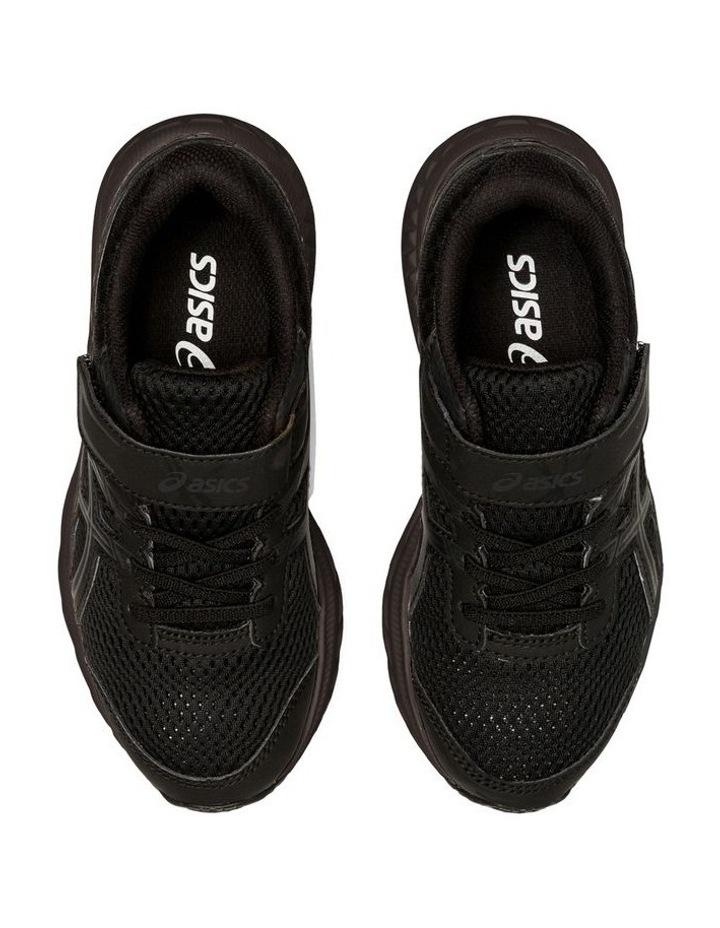 Contend 6 Black Pre School Sports Shoes image 4
