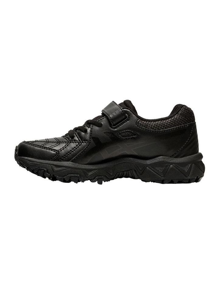 Gel-Trigger 12 TX Black Pre School Boys Sports Shoes image 2