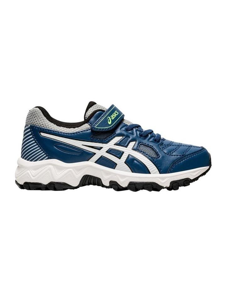 Gel-Trigger 12 TX Black Pre School Boys Sports Shoes image 1