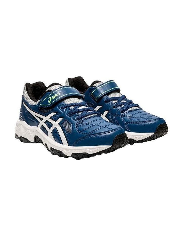 Gel-Trigger 12 TX Black Pre School Boys Sports Shoes image 4