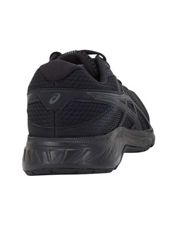 GEL-Contend 6 Black Sports Shoes image 2