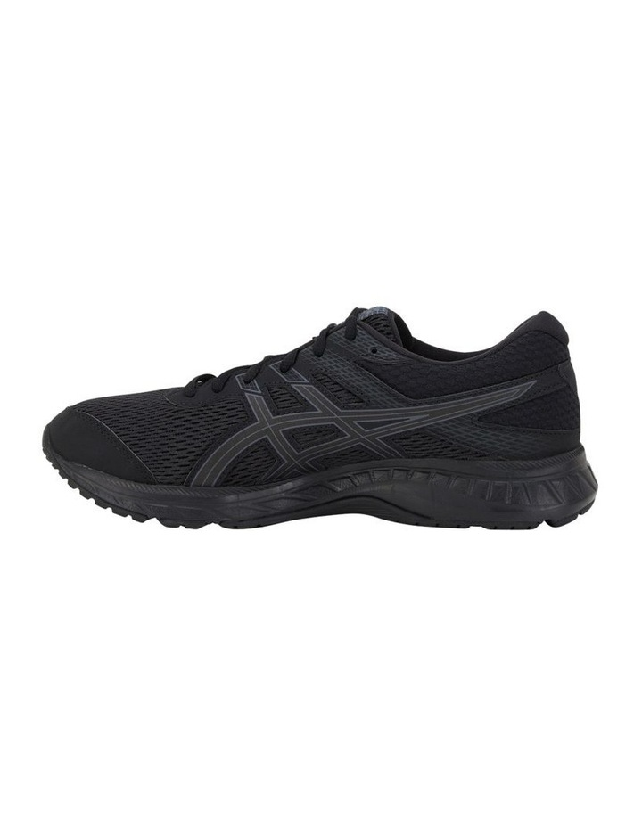 GEL-Contend 6 Black Sports Shoes image 3