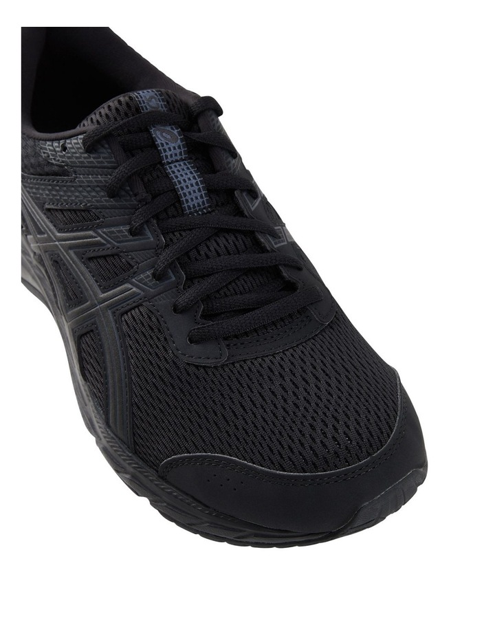 GEL-Contend 6 Black Sports Shoes image 4