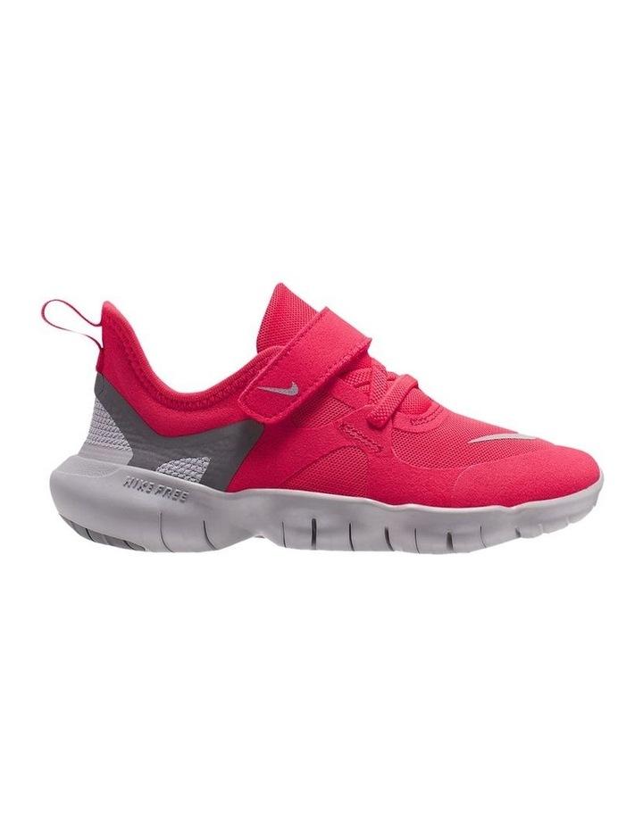 Free RN 5.0 Pre School Girls Sports Shoes image 1