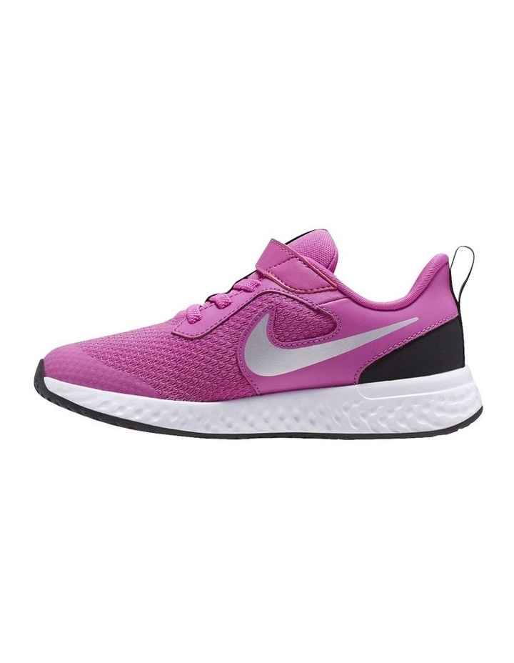 Revolution 5 Pre School Girls Sports Shoes image 2