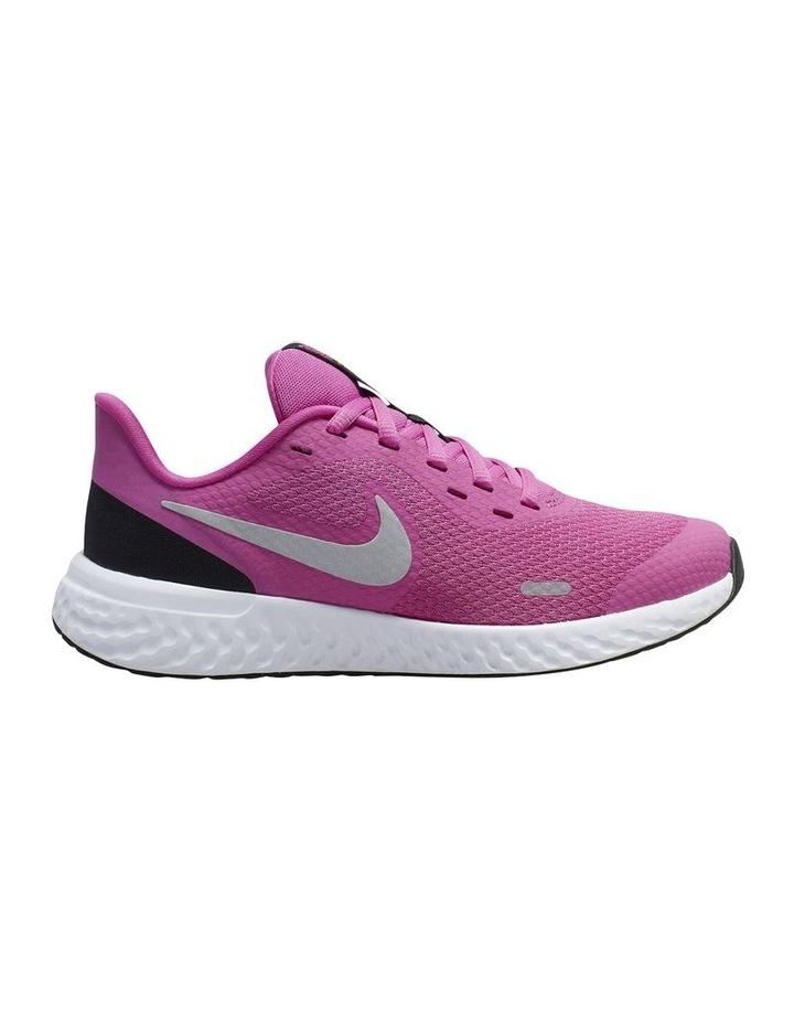 Revolution 5 Grade School Girls Sports Shoes image 1