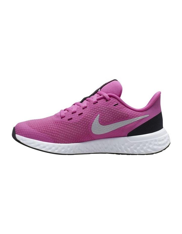 Revolution 5 Grade School Girls Sports Shoes image 2