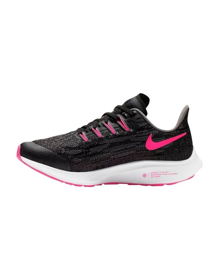 Zoom Pegasus 36 Grade School Girls Shoes image 2