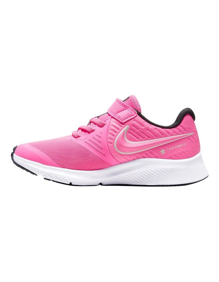 Star Runner 2 Pre School Girls Sports Shoes image 2