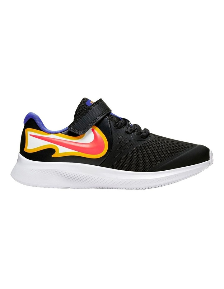 Star Runner 2 Fire Pre School Boys Sports Shoes image 1