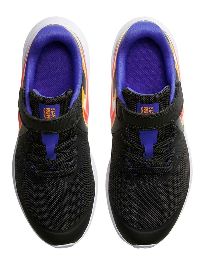 Star Runner 2 Fire Pre School Boys Sports Shoes image 3