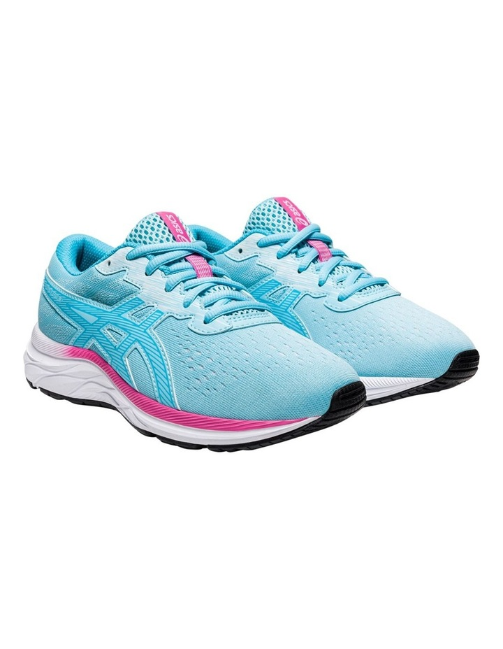 GEL-Excite 7 Grade School Girls Sports Shoes image 3