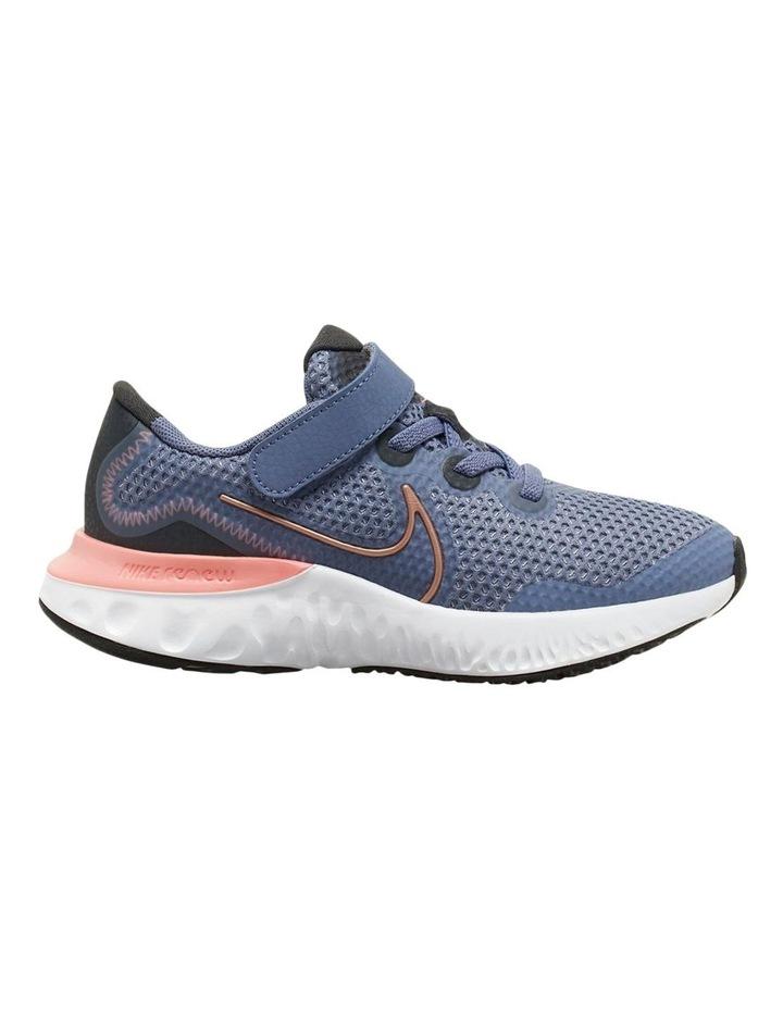 Renew Run Pre School Girls Sports Shoes image 1