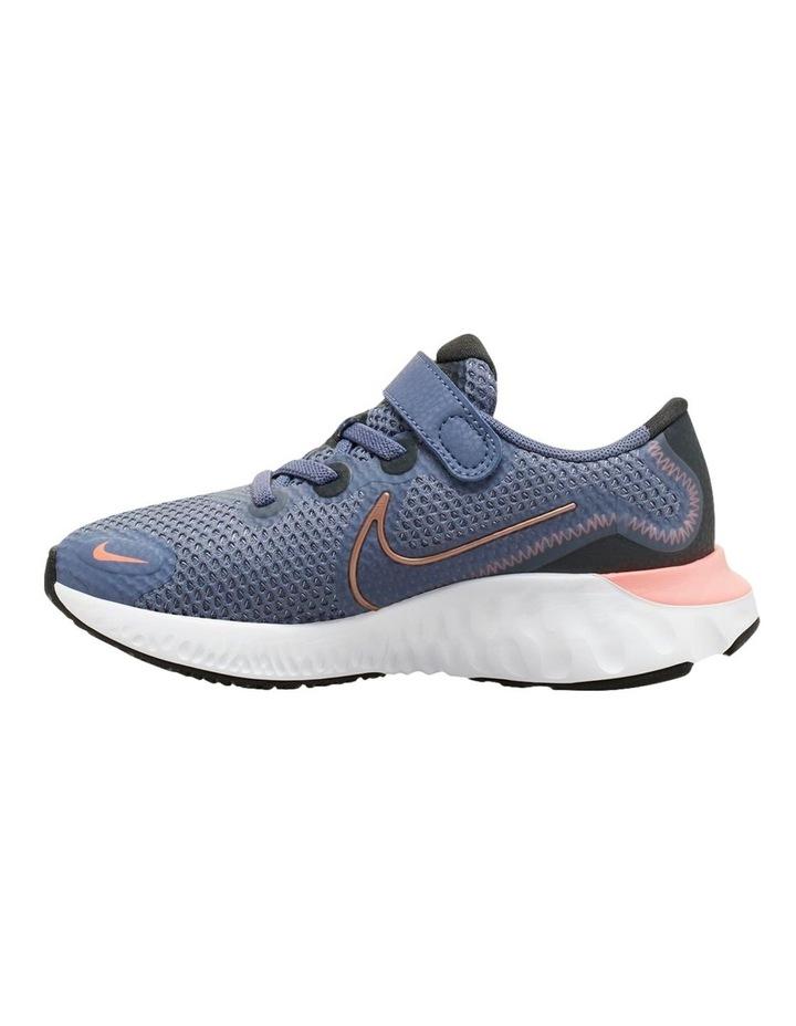Renew Run Pre School Girls Sports Shoes image 2