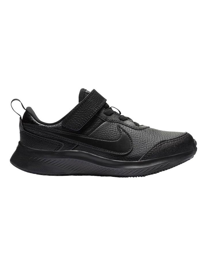 Varsity Leather Pre School Boys Sports Shoes image 1