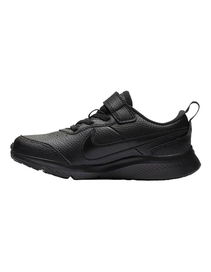Varsity Leather Pre School Boys Sports Shoes image 2