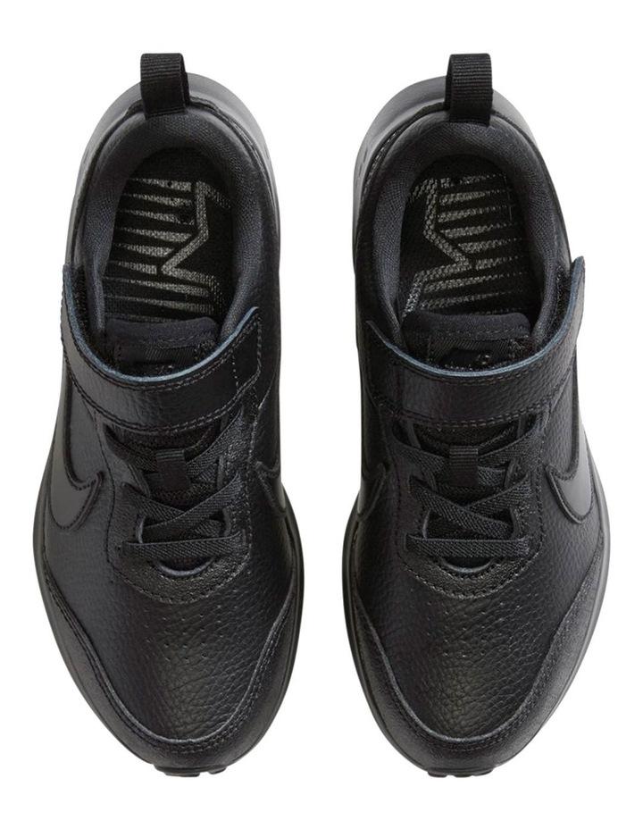 Varsity Leather Pre School Boys Sports Shoes image 3
