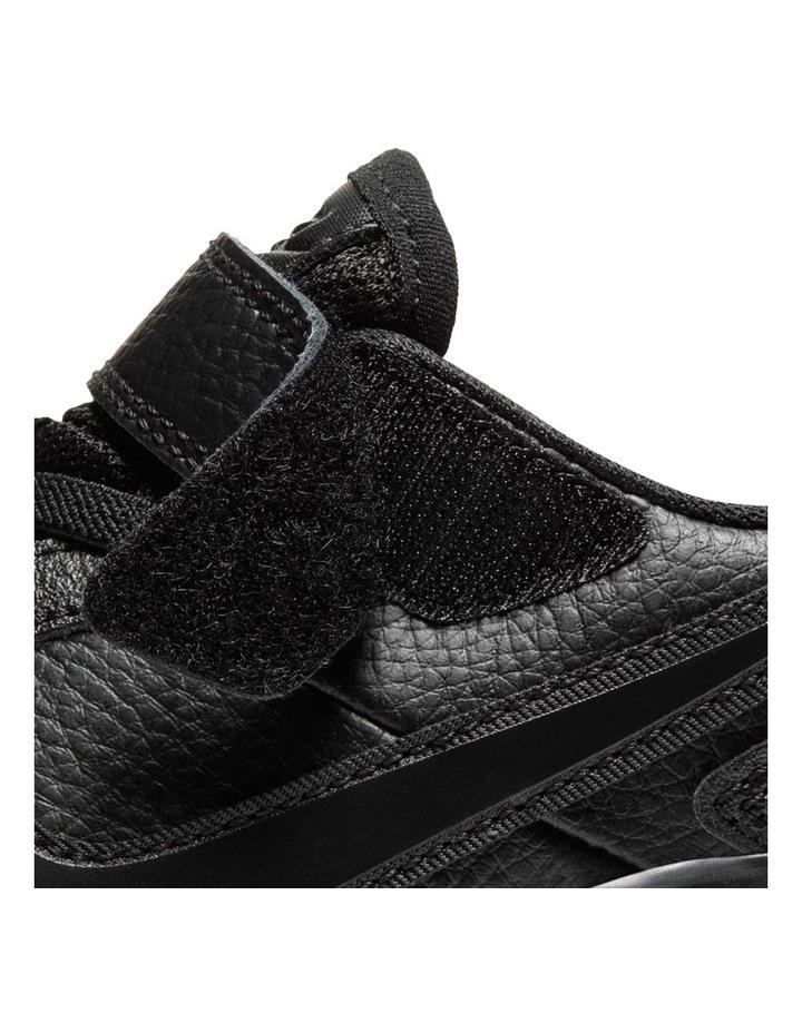 Varsity Leather Pre School Boys Sports Shoes image 5