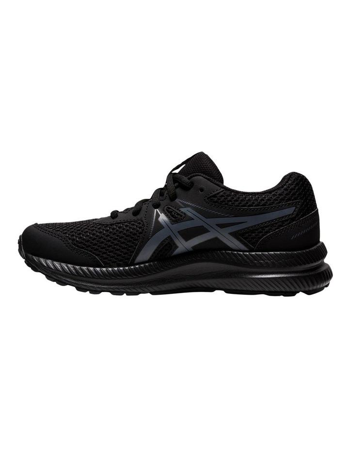Contend 7 Black Grade School Boys Sports Shoes image 2