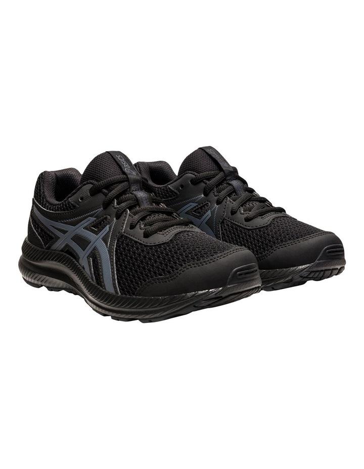 Contend 7 Black Grade School Boys Sports Shoes image 3