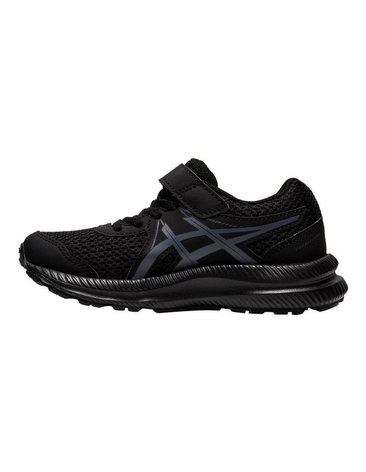 Contend 7 Black Pre School Boys Sports Shoes image 2