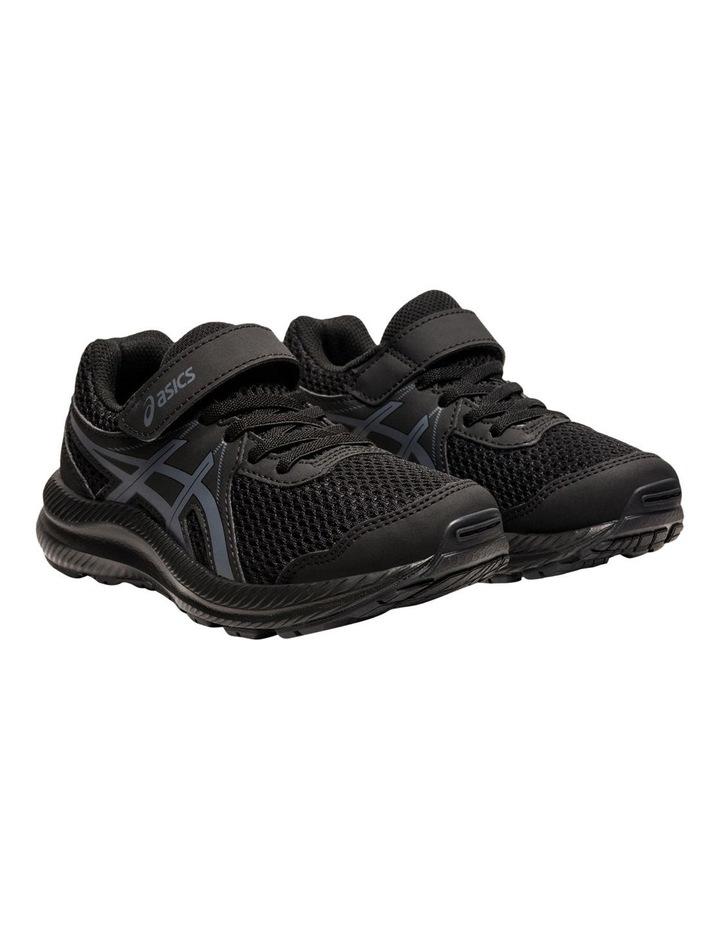 Contend 7 Black Pre School Boys Sports Shoes image 3