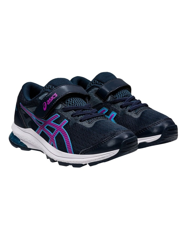 GT-1000 10 Pre School Grils School Shoes image 3