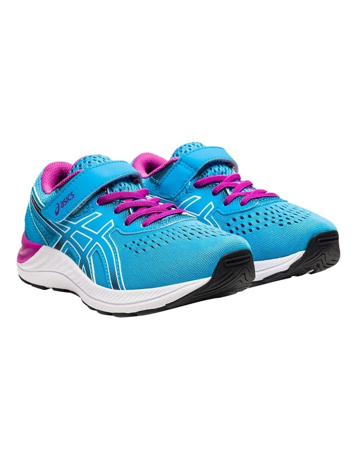 Pre Excite 8 Pre School Girls Sports Shoes image 3