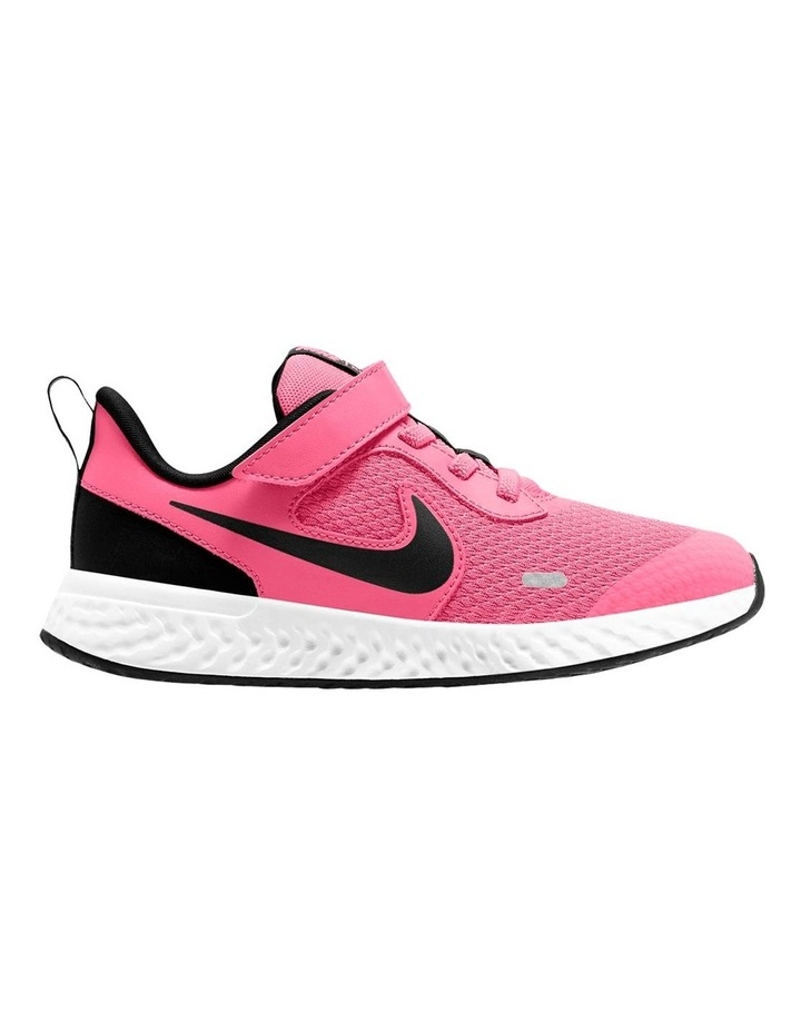 Revolution 5 Pre School Girls Sports Shoes image 1