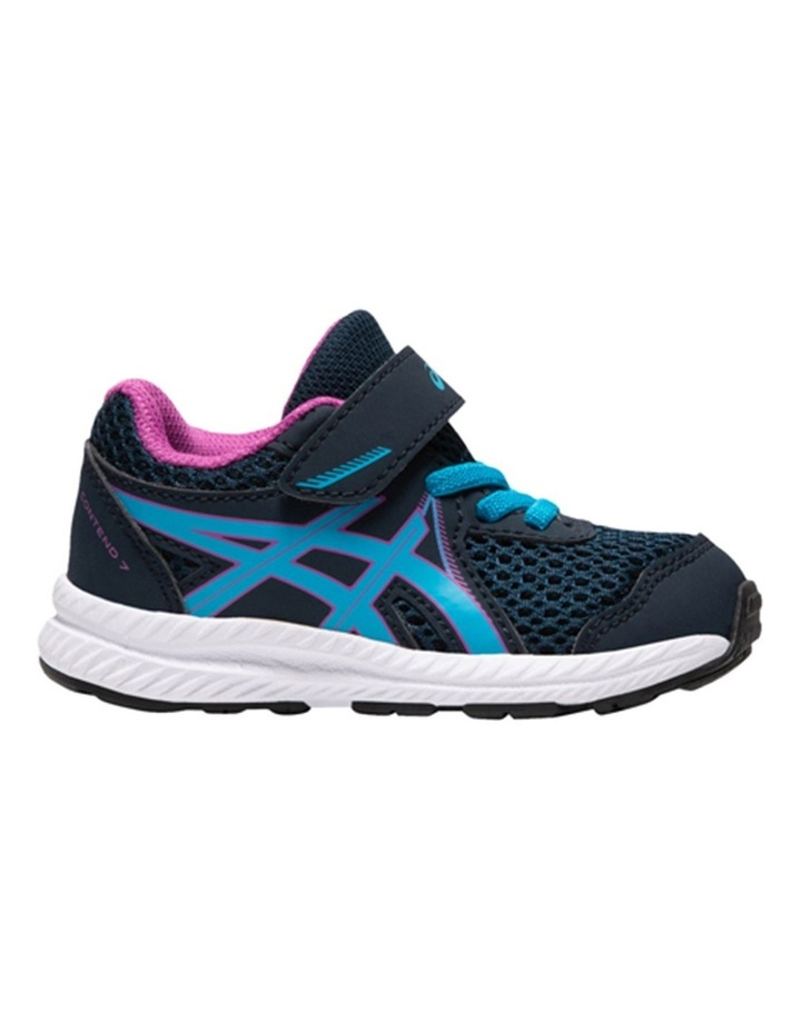 Asics Contend 7 Infant Girls Sports Shoes