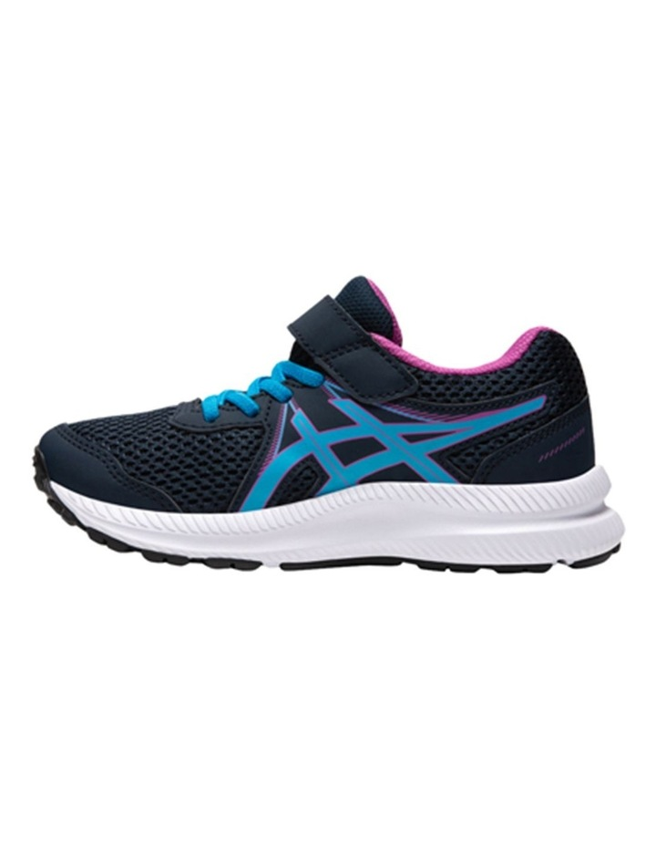 Contend 7 Pre School Girls Sports Shoes image 2