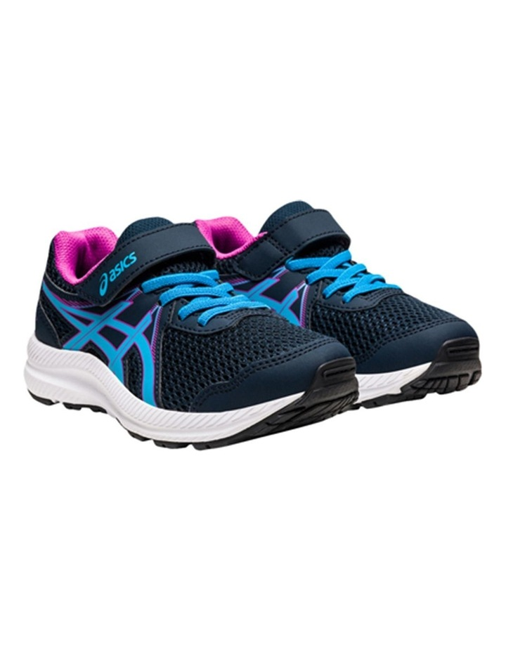Contend 7 Pre School Girls Sports Shoes image 3