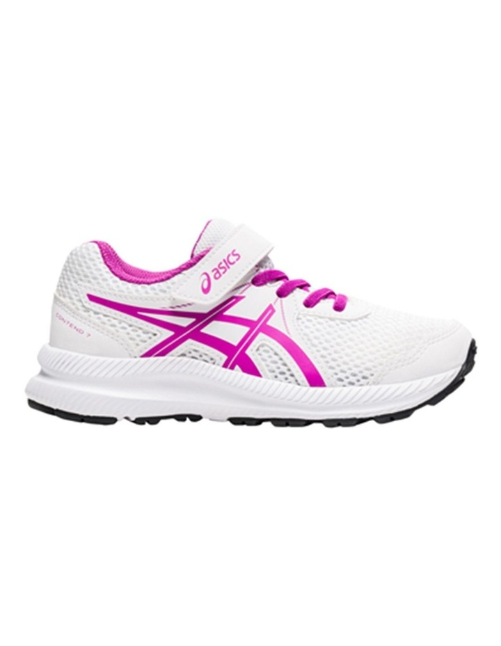 Contend 7 Pre School Girls Sports Shoes image 1