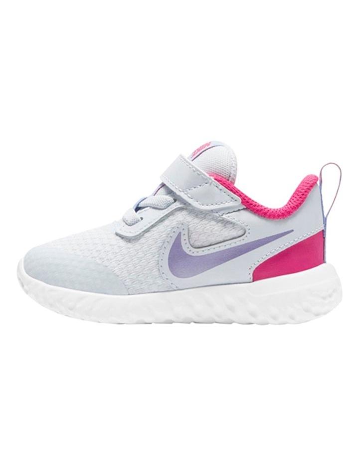 Revolution 5 Infant Girls Sports Shoes image 2